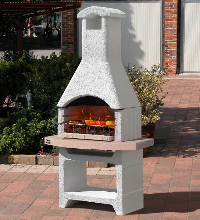Che Cementante Per Barbecue In Muratura Yourfire