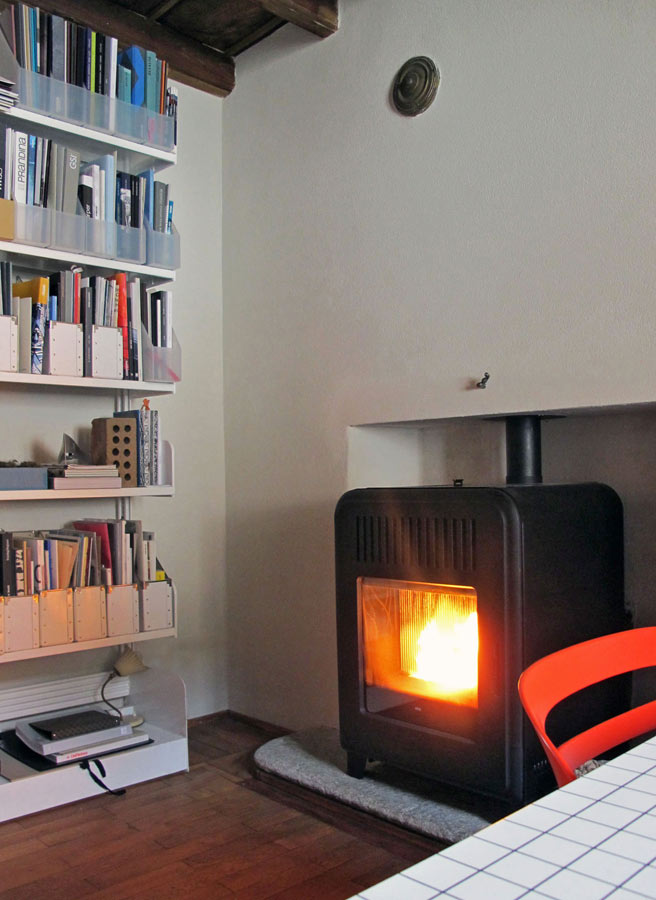 Pellet stove CUTE by MCZ