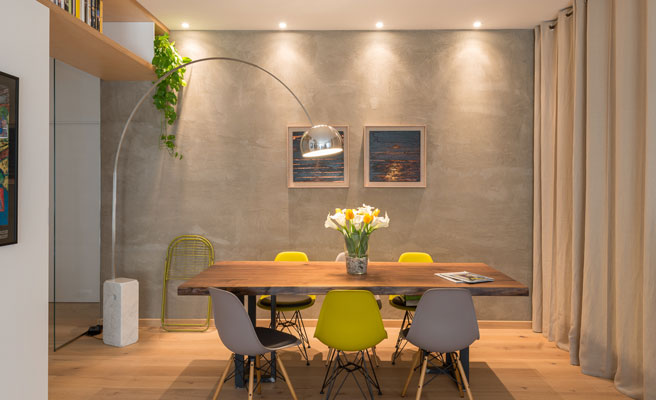 Progetto Nordic House - Arch. Gangemi